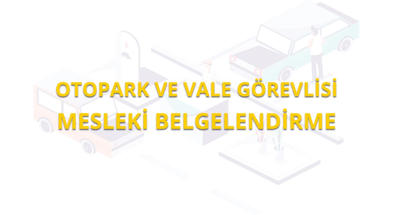 Mesleki Yeterlilik - otopark.org.tr